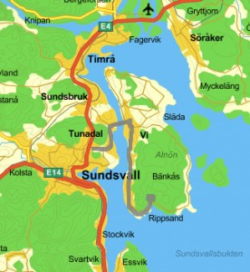 Karta Bänkås